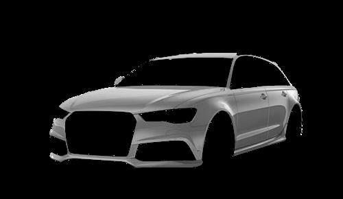 Цвета кузова RS6 Avant